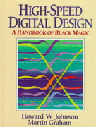 High Speed Digital Design 1st edition 9780133957242 0133957241