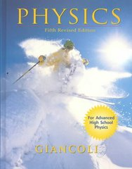 Physics 5th edition 9780136119715 0136119719