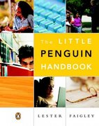 The Little Penguin Handbook 1st Edition 9780321244017 032124401X