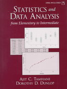 Statistics and Data Analysis 1st edition 9780137444267 0137444265