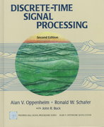 Discrete-Time Signal Processing 2nd Edition 9780137549207 0137549202