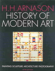 History of Modern Art 5th edition 9780131840690 013184069X