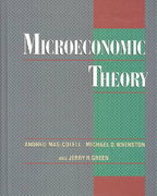Microeconomic Theory 1st Edition 9780195073409 0195073401