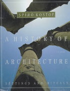 A History of Architecture 2nd edition 9780195083781 0195083784