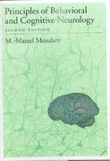 Principles of Behavioral and Cognitive Neurology 2nd edition 9780195134759 0195134753