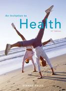 An Invitation to Health (with CengageNOW and InfoTrac  1-Semester Printed Access Card) 12th edition 9780495011477 0495011479
