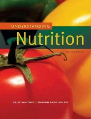 Understanding Nutrition (with CengageNOW, InfoTrac 2-Semester Printed Access Card) 11th edition 9780495116691 0495116696