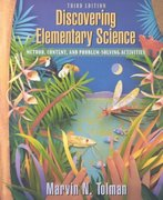 Discovering Elementary Science 3rd Edition 9780205337620 0205337627