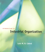 Introduction to Industrial Organization 0 9780262032865 0262032864