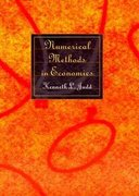 Numerical Methods in Economics 0 9780262100717 0262100711