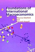 Foundations of International Macroeconomics 0 9780262150477 0262150476