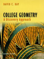 College Geometry 2nd edition 9780321830951 0321830954