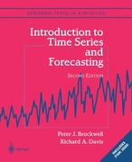 Introduction to Time Series and Forecasting 2nd Edition 9780387953519 0387953515