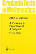 A Course in Functional Analysis 2nd edition 9780387972459 0387972455