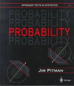 Probability 1st Edition 9780387979748 0387979743