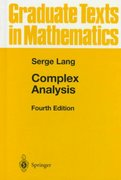Complex Analysis 4th edition 9780387985923 0387985921