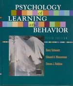 Psychology of Learning and Behavior 5th Edition 9780393975918 0393975916