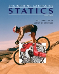 Engineering Mechanics, Statics 2nd edition 9780471053330 0471053333