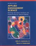 Applied Management Science Modeling Spreadsheet Analysis and Communication for Decision Making