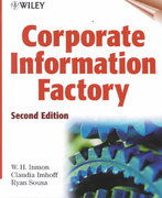 Corporate Information Factory 2nd Edition 9780471399612 0471399612