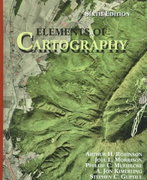Elements of Cartography 6th Edition 9780471555797 0471555797