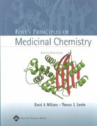Foye's Principles of Medicinal Chemistry 5th edition 9780683307375 0683307371
