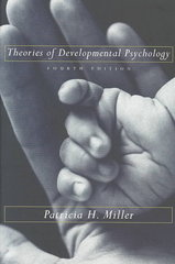 Theories of Developmental Psychology 4th edition 9780716728467 071672846X