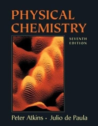 Physical Chemistry 7th edition 9780716735397 0716735393