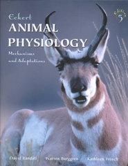 Eckert Animal Physiology 5th edition 9780716738633 0716738635