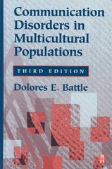 Communication Disorders in Multicultural Populations 3rd edition 9780750673235 0750673230