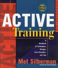 Active Training 2nd edition 9780787939892 0787939897