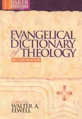 Evangelical Dictionary of Theology 2nd Edition 9780801020759 0801020751