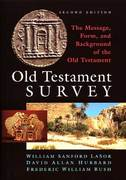 Old Testament Survey 2nd Edition 9780802837882 0802837883