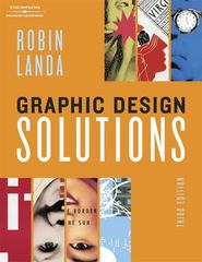 Graphic Design Solutions 3rd edition 9781401881542 1401881548