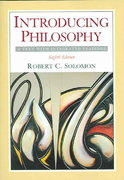 Introducing Philosophy: A Text with Integrated Readings 8th edition 9780195174625 0195174623