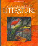 The Language of Literature 0 9780618170340 0618170340
