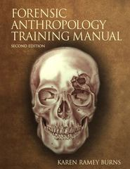 The Forensic Anthropology Training Manual 2nd edition 9780130492937 0130492930