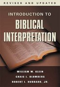 Introduction to Biblical Interpretation 1st Edition 9780785252252 0785252258