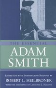 The Essential Adam Smith 1st Edition 9780393955309 0393955303