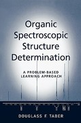 Organic Spectroscopic Structure Determination 1st Edition 9780195314700 0195314700