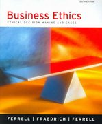 Business Ethics 6th edition 9780618395736 0618395733