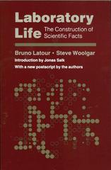Laboratory Life 1st Edition 9781400820412 1400820413