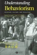 Understanding Behaviorism 2nd Edition 9781405112628 140511262X