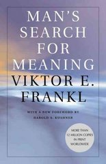 Man's Search for Meaning 1st edition 9780807014271 0807014273