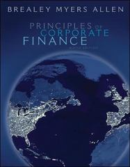 Principles of Corporate Finance 9th Edition 9780073368696 0073368695