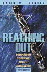 Reaching Out 9th edition 9780205460885 0205460887