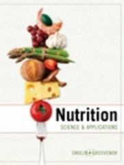 Nutrition 1st Edition 9780471420859 0471420859