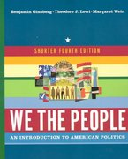 We the People 4th edition 9780393979299 0393979296