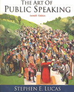 The Art of Public Speaking, PowerWeb and Topic Finder 7th edition 9780072388350 0072388358