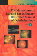 The Massachusetts Eye and Ear Infirmary Illustrated Manual of Ophthalmology 2nd edition 9780721601403 0721601405